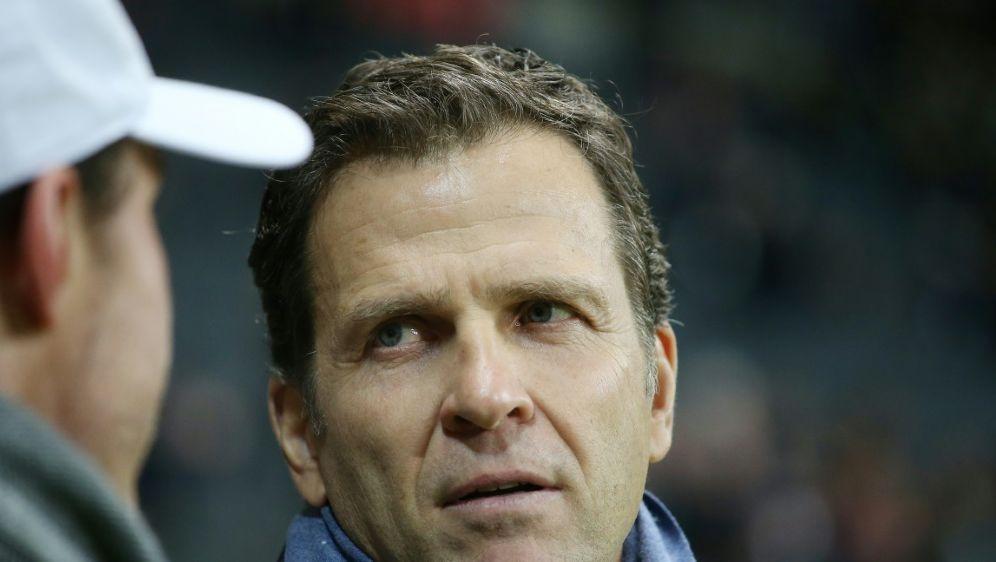 Ex-Milan-Spieler Oliver Bierhoff lobt Ralf Rangnick - Bildquelle: FIRO FIROSID
