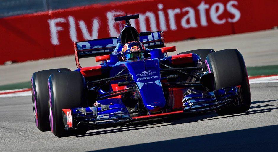 Platz 7: Toro Rosso - Bildquelle: imago/Eibner