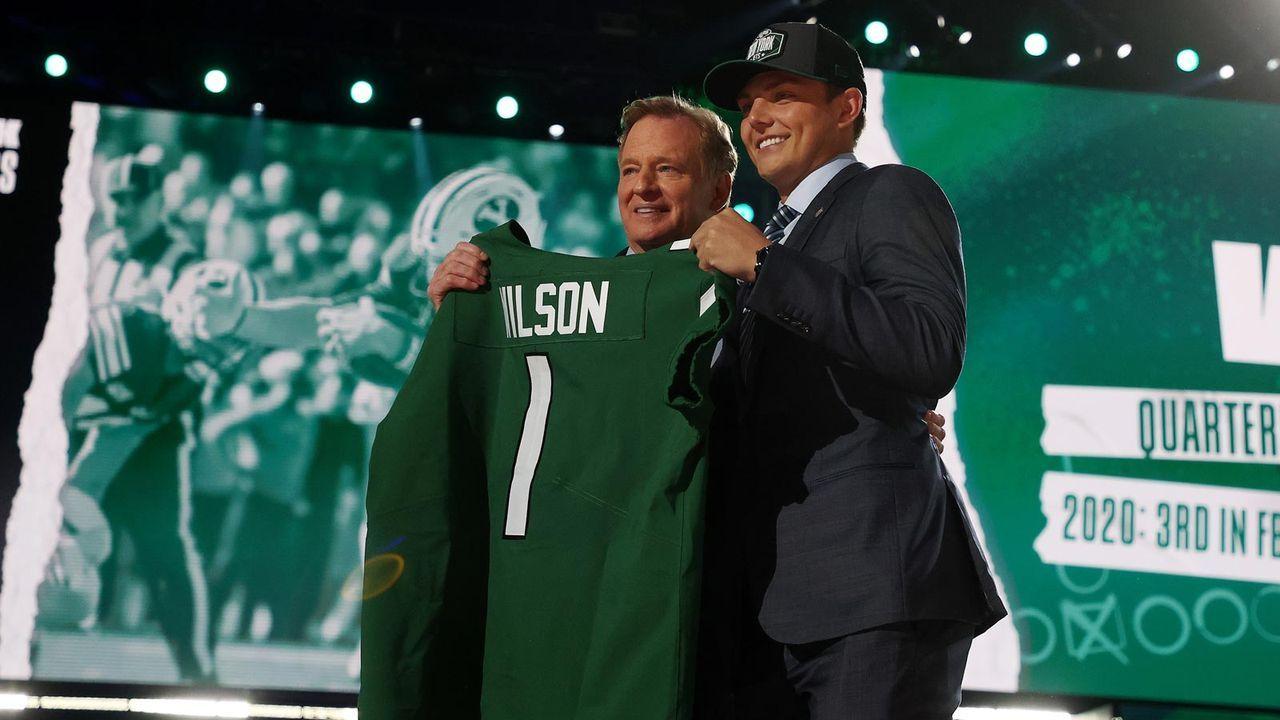 Platz 27 - New York Jets - Bildquelle: 2021 Getty Images
