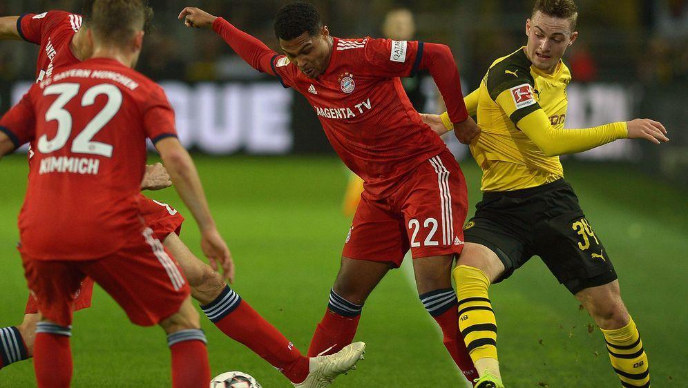 Bayern Munchen Gegen Borussia Dortmund Live 5 0 Endstand