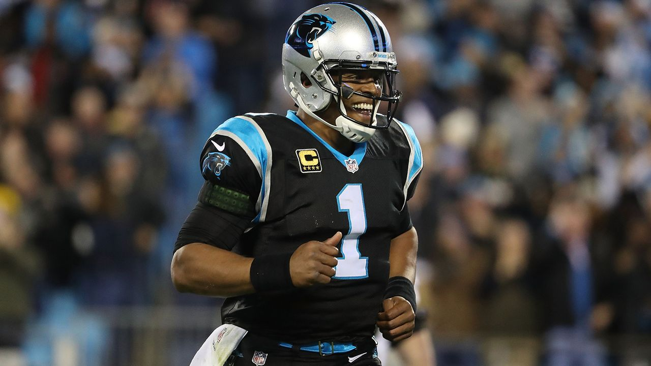 Cam Newton (Carolina Panthers) - Bildquelle: 2018 Getty Images