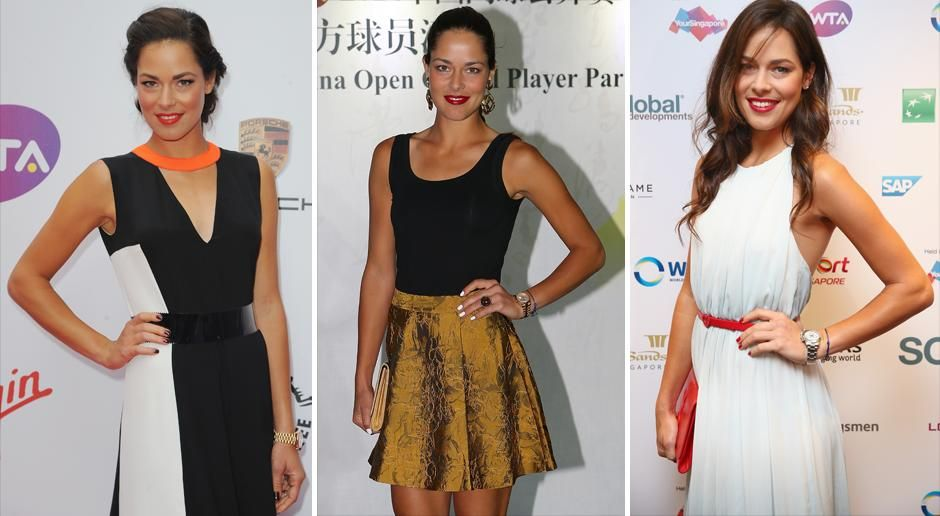 Ana Ivanovic_model - Bildquelle: Getty Images