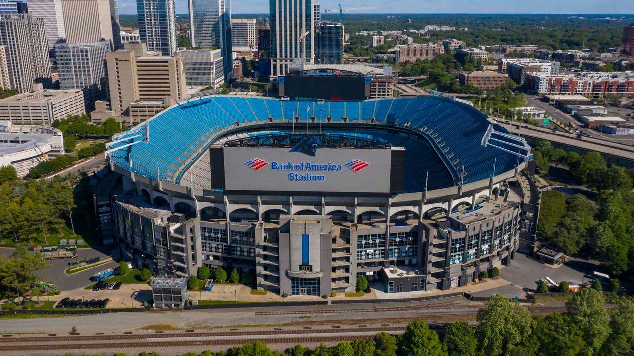 Carolina Panthers  - Bildquelle: imago images/ZUMA Wire
