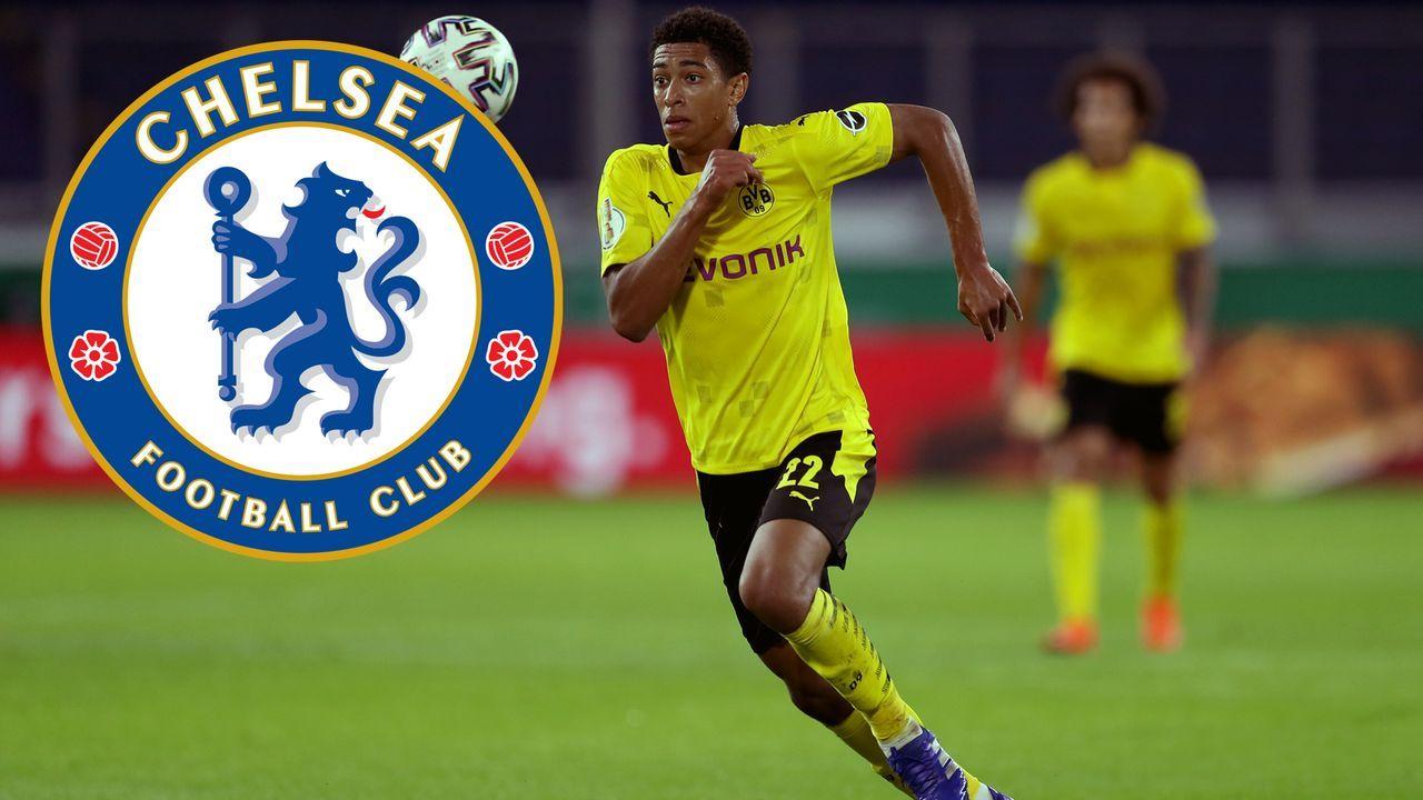 Jude Bellingham (Borussia Dortmund) - Bildquelle: 2020 Getty Images