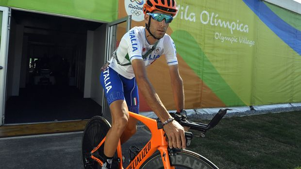 Vincenzo Nibali (Radsport) - Bildquelle: imago/Belga