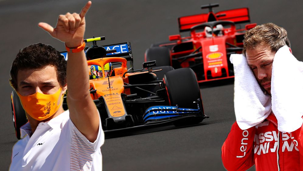 Formel 1: Vettel geht auf Konfrontationskurs mit Ferrari