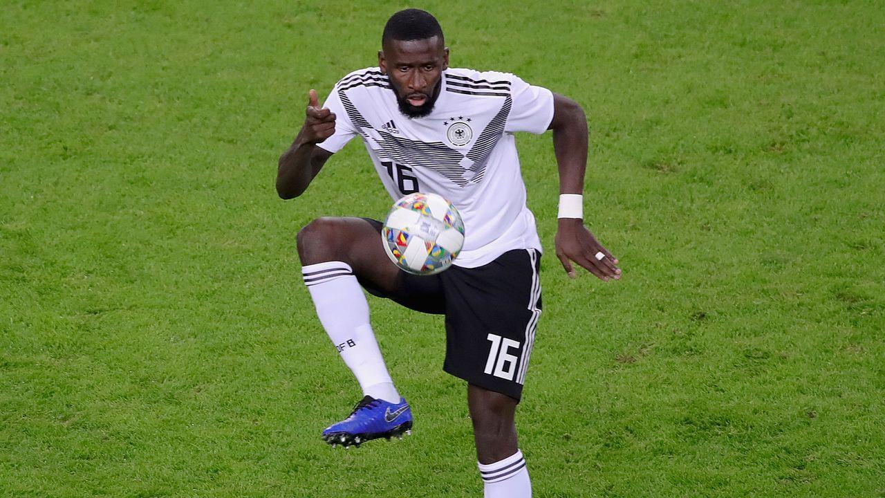 Antonio Rüdiger - Bildquelle: Getty Images