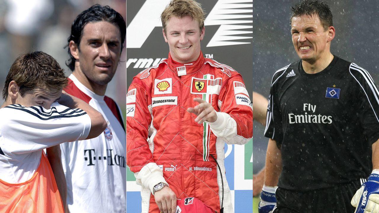 So sah die Welt aus, als Ferrari zuletzt den Titel holte