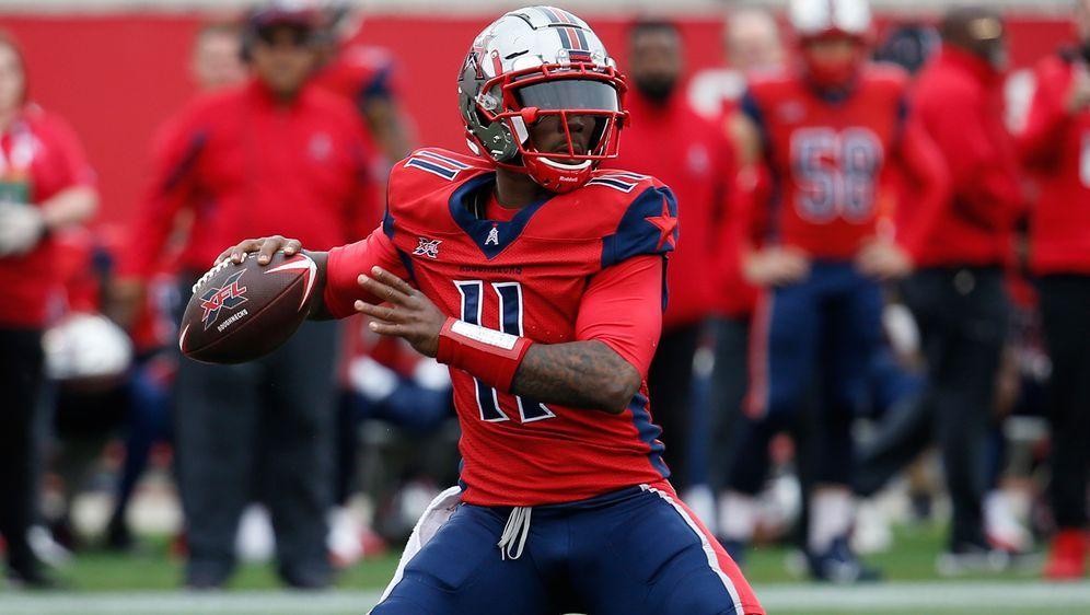 XFL Week 5: Houston und Quarterback P.J. Walker besiegen Seattle. - Bildquelle: 2020 Getty Images