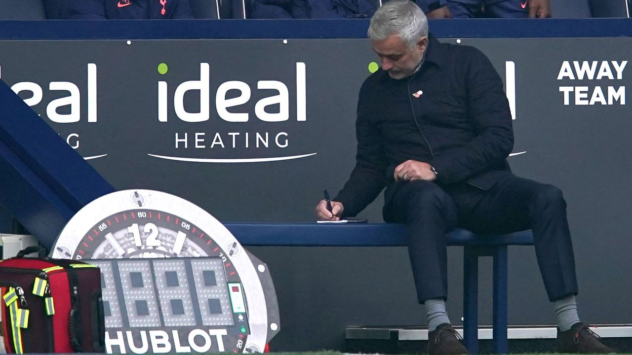 Faktor 5: Jose Mourinhos neue Seite - Bildquelle: 2020 Getty Images