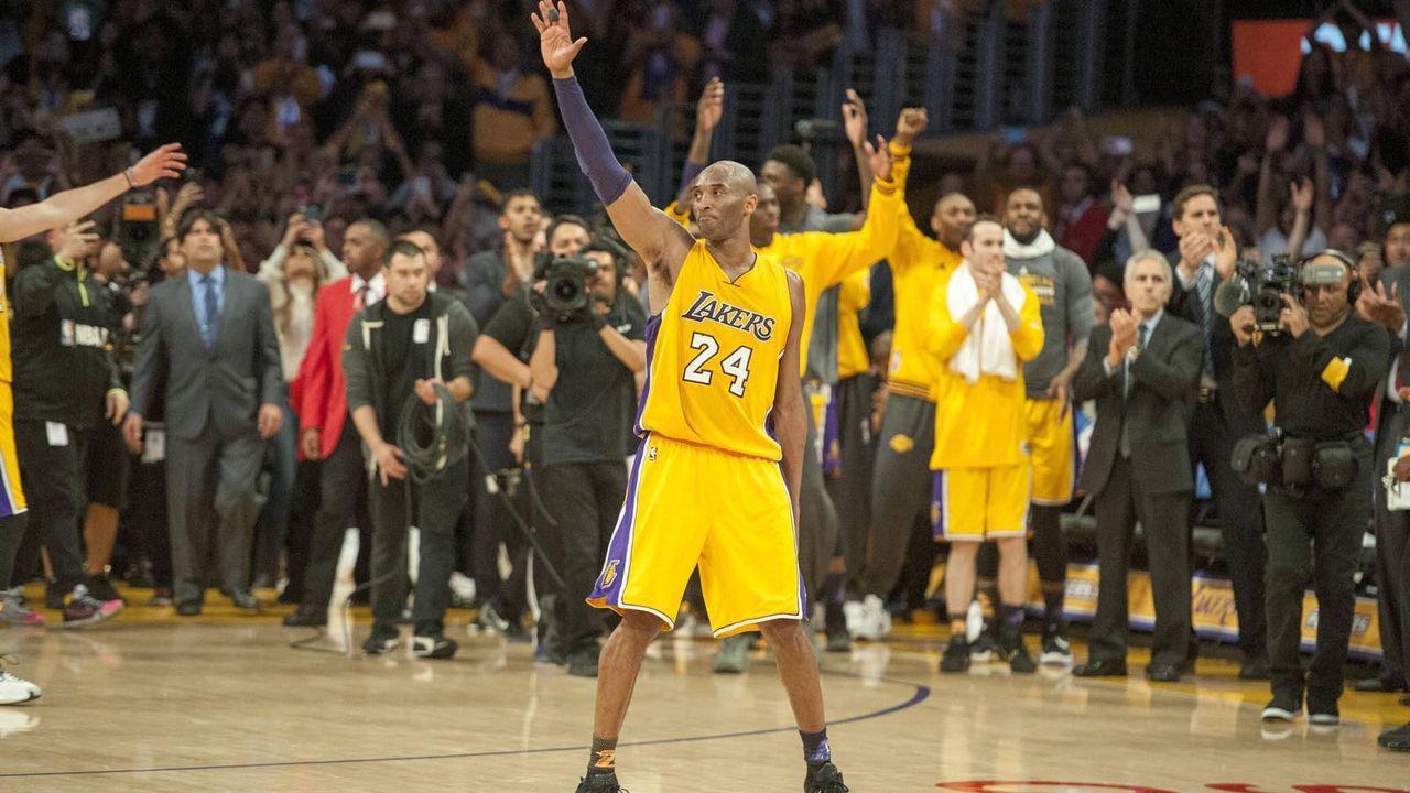 Kobe Bryant - Bildquelle: imago/ZUMA Press