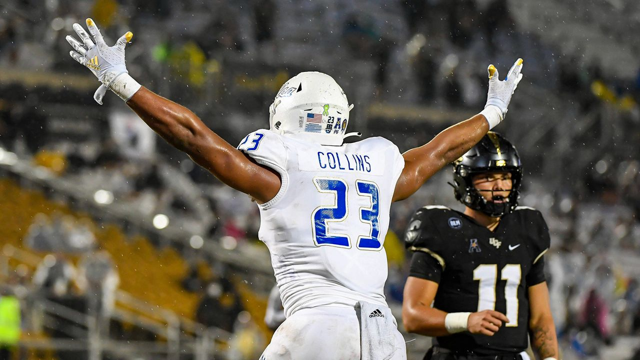 29. Pick: Green Bay Packers - Zaven Collins (Linebacker) LB2 - Bildquelle: imago images/ZUMA Wire
