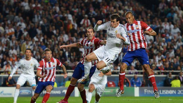 Real Madrid Gegen Atlético Madrid