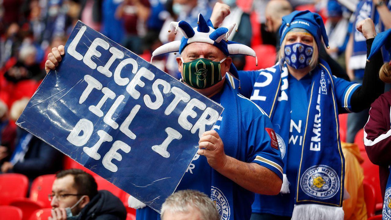 Leicester Till I Die  - Bildquelle: 2021 Getty Images