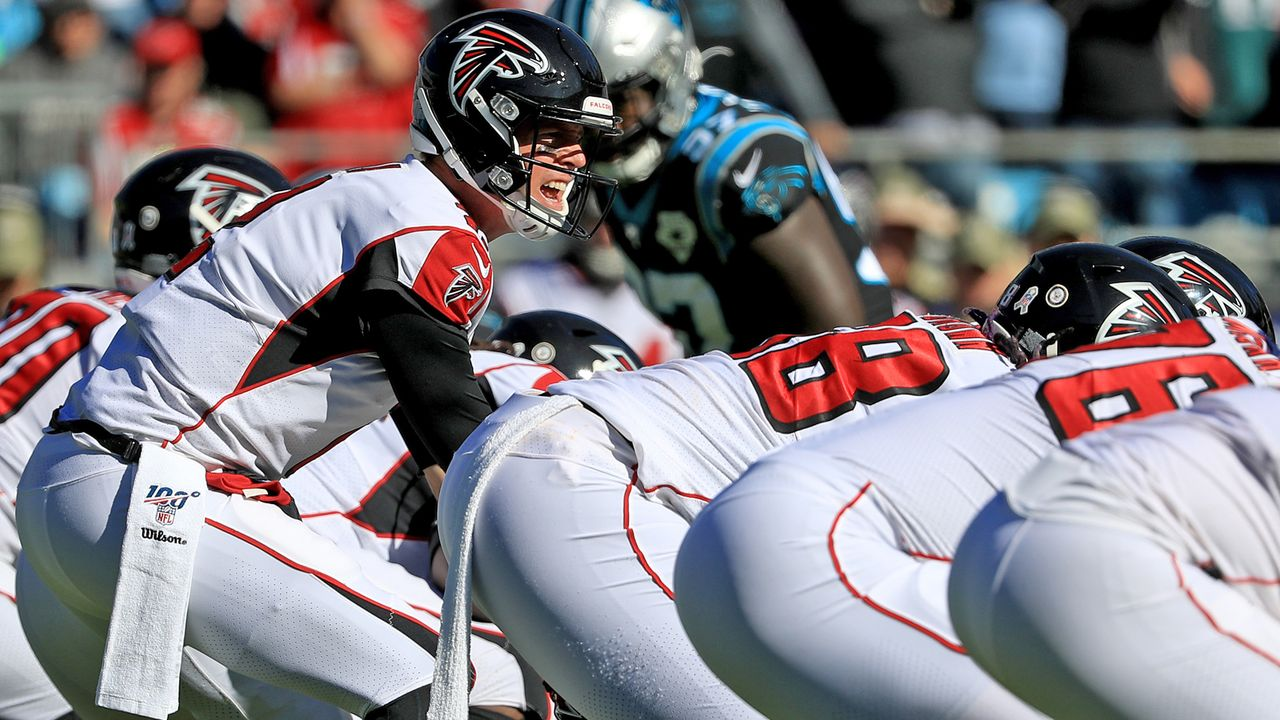 Passing Offense: Atlanta Falcons - Bildquelle: getty