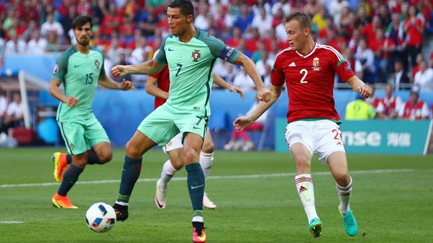 Ungarn vs. Portugal - Bildquelle: getty