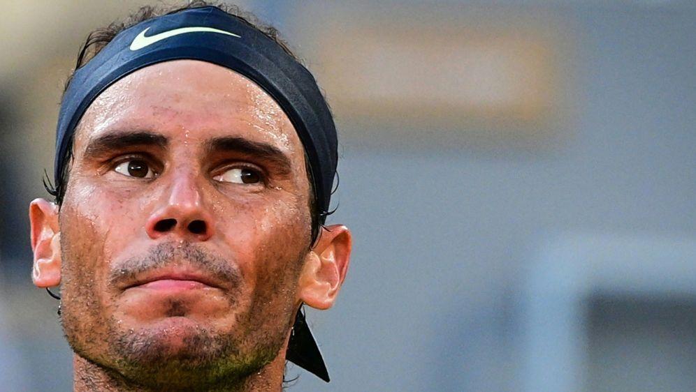 Rafael Nadal plagen anhaltende Fußprobleme - Bildquelle: AFPSIDMARTIN BUREAU