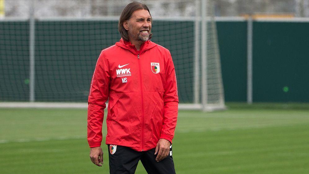 FCA-Trainer Martin Schmidt will Sieglosserie beenden - Bildquelle: Getty