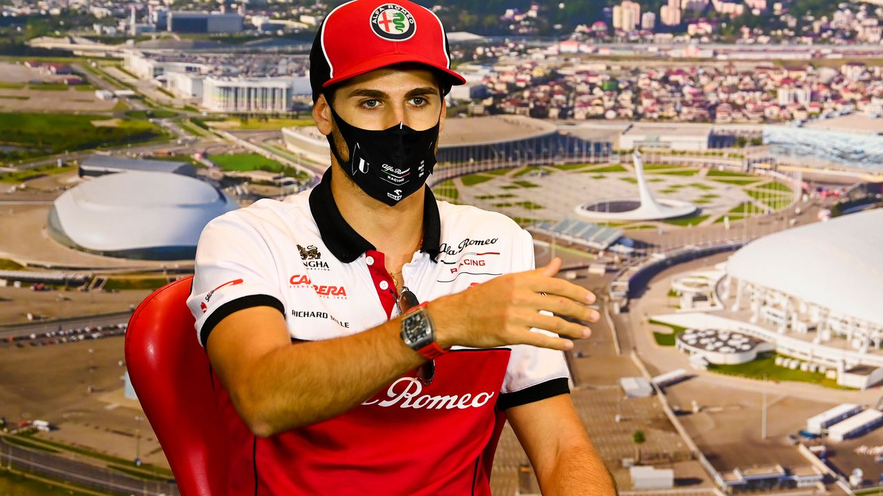 Antonio Giovinazzi (Alfa Romeo) - Bildquelle: 2020 Getty Images
