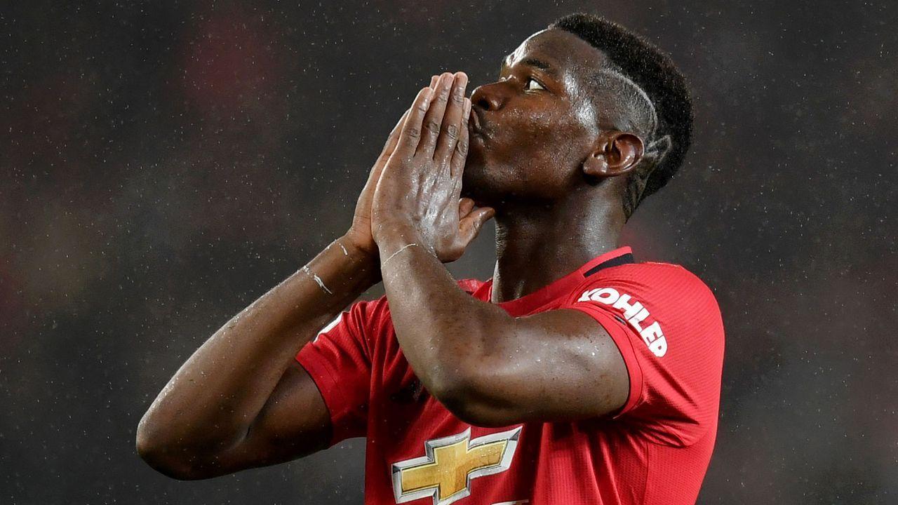 Paul Pogba (Manchester United) - Bildquelle: Getty Images