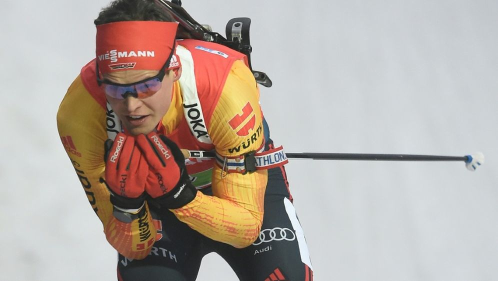 Biathlon: Philipp Horn will wieder an den Start gehen - Bildquelle: AFPSIDMICHAL CIZEK