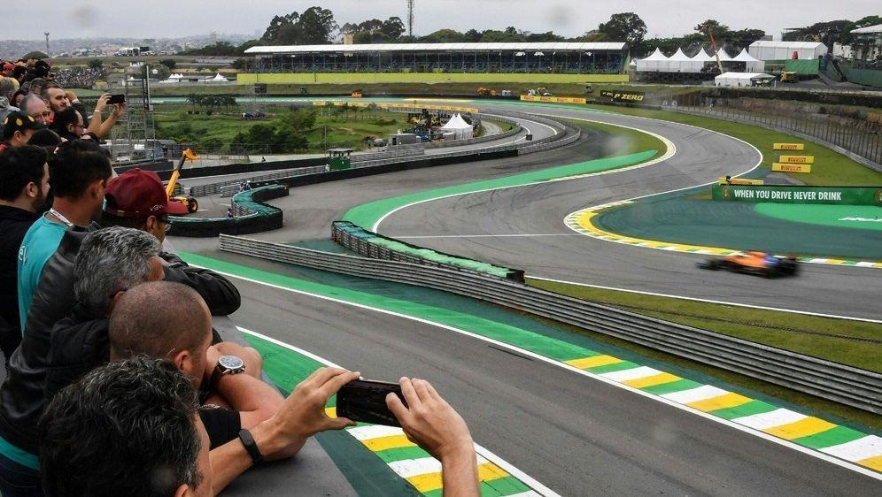 Interlagos: Rohonyi glaubt an Rennen mit Zuschauern - Bildquelle: AFPSIDNELSON ALMEIDA