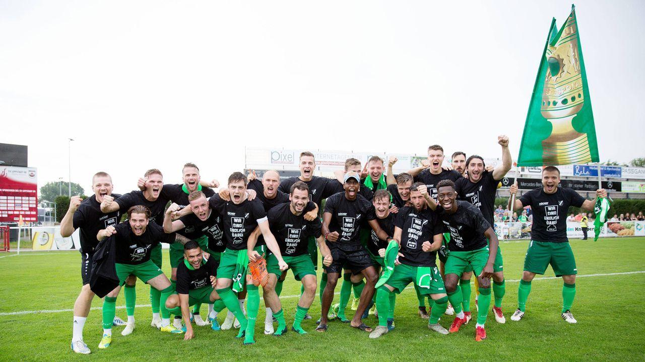 Rödinghausen komplettiert DFB-Pokal-Feld - Bildquelle: imago/Noah Wedel