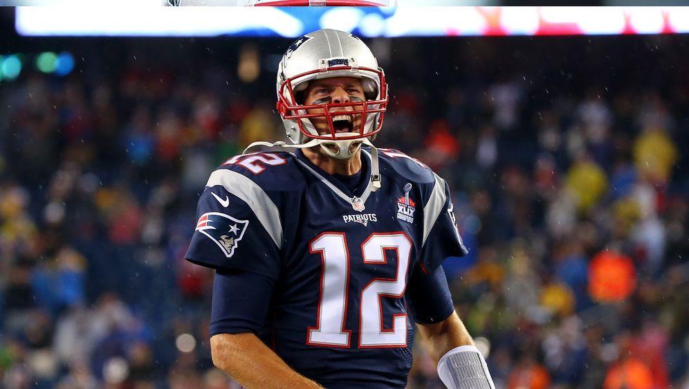 Will es nochmal all seinen Kritikern zeigen - aber ohne die New England Patr... - Bildquelle: 2018 Getty Images