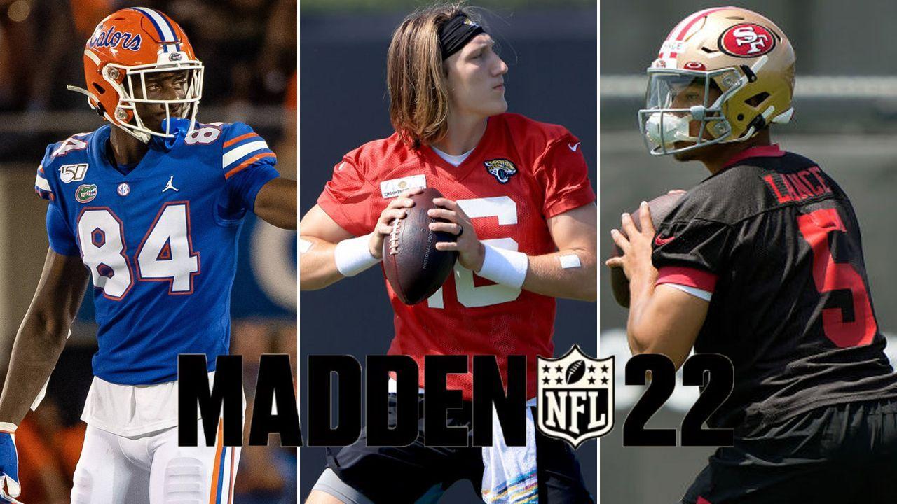 Madden NFL 22: Die besten Rookies - Bildquelle: imago / Getty Images