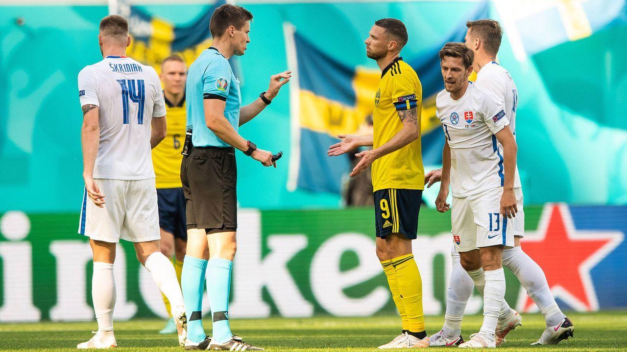 Deutscher Schiri leitete das Match - Bildquelle: Imago Images