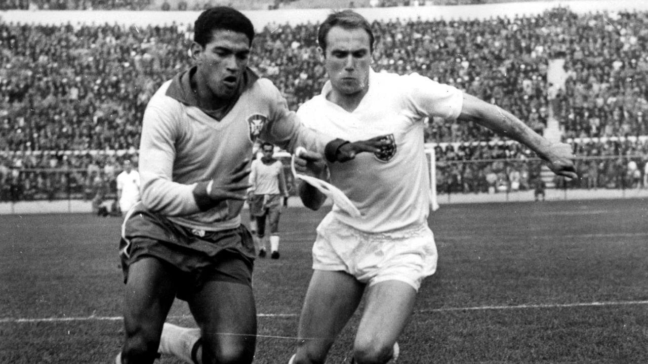 Garrincha - Bildquelle: imago/United Archives International