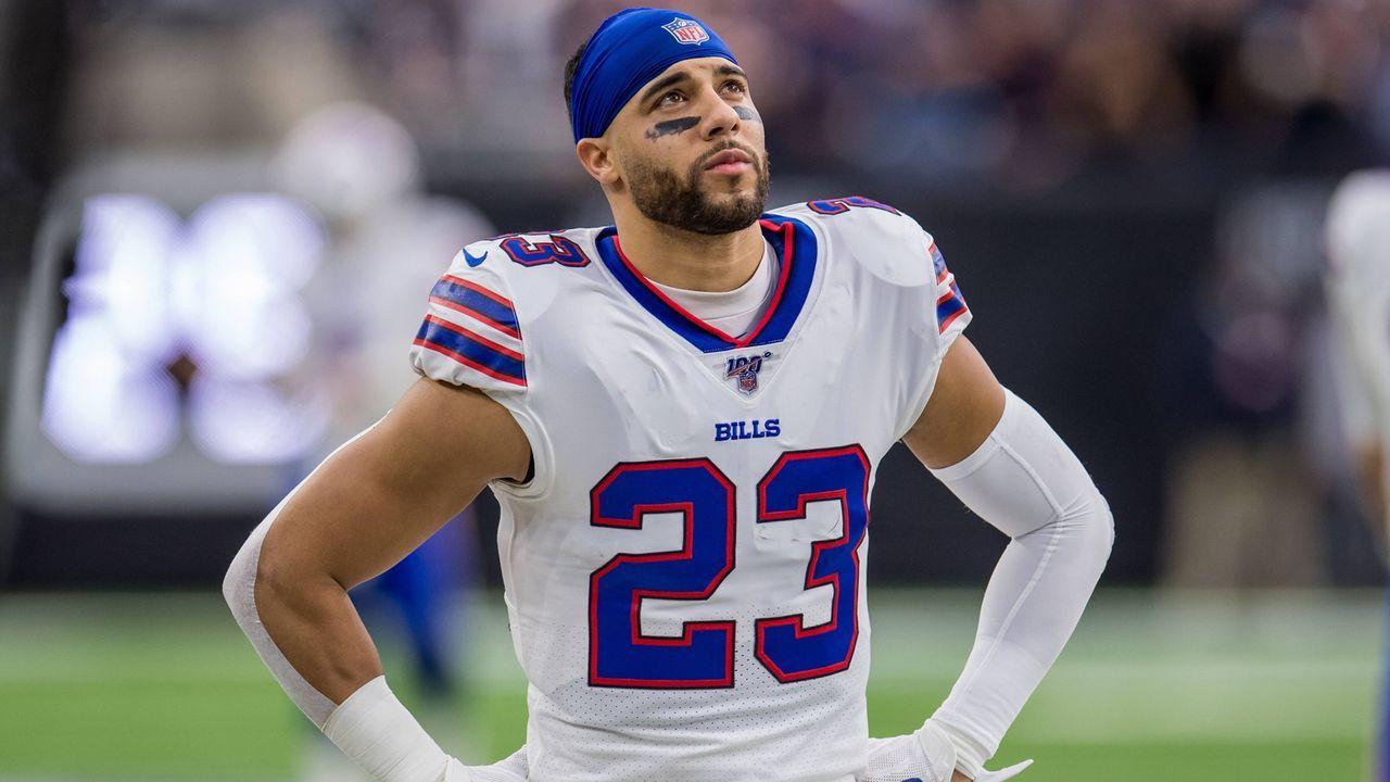 Micah Hyde (Safety - Buffalo Bills) - Bildquelle: imago images/ZUMA Press