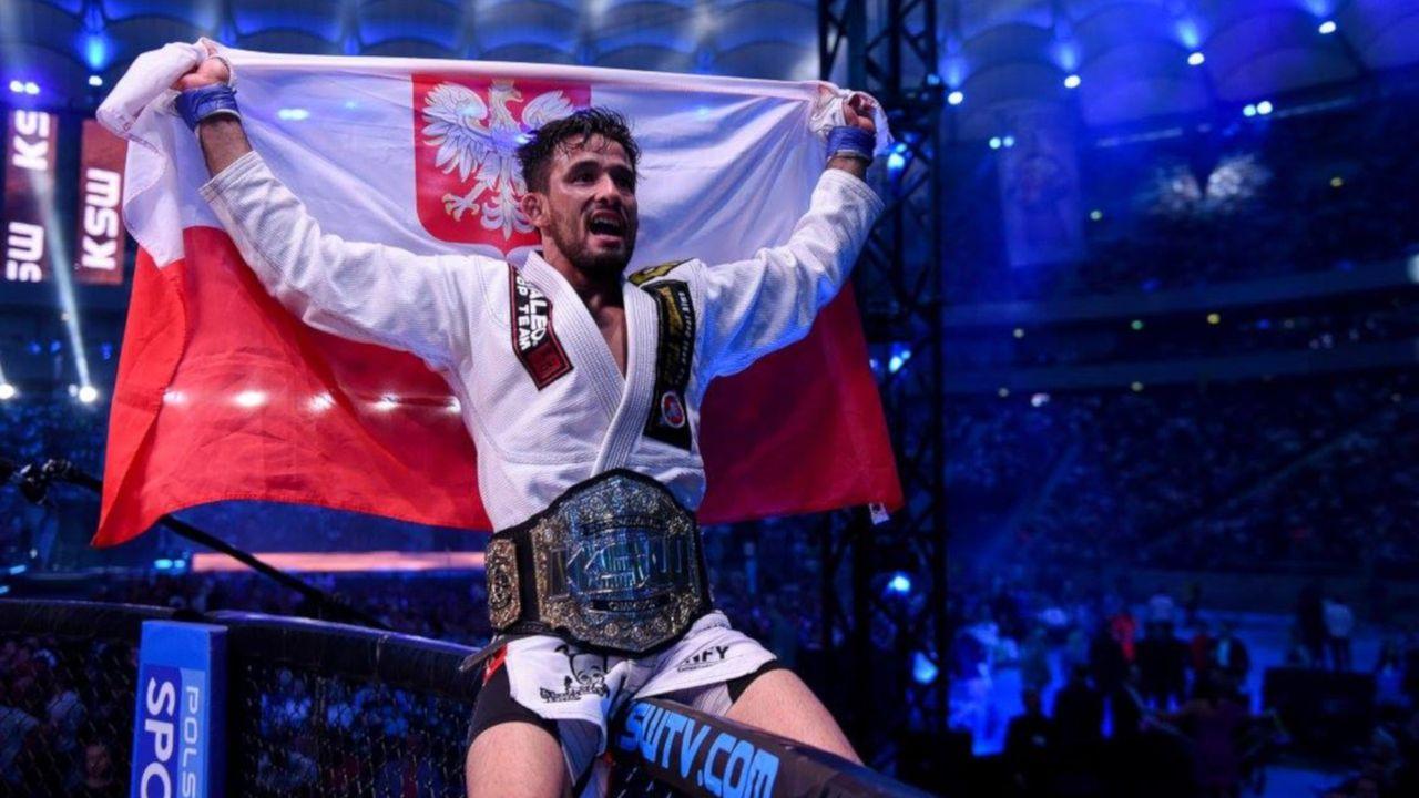 Das sind die KSW-Champions 07 - Bildquelle: KSW MMA