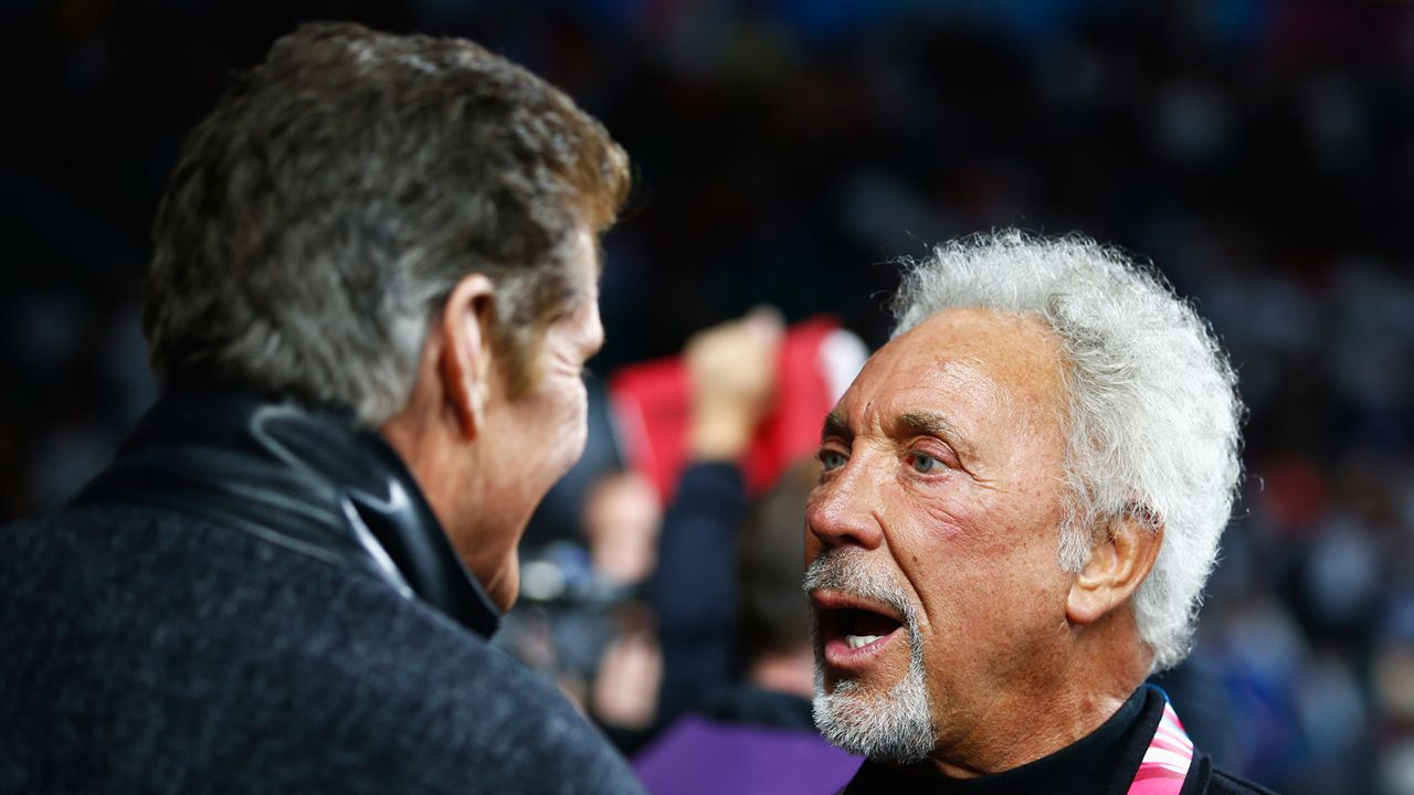 Tom Jones - Bildquelle: Getty