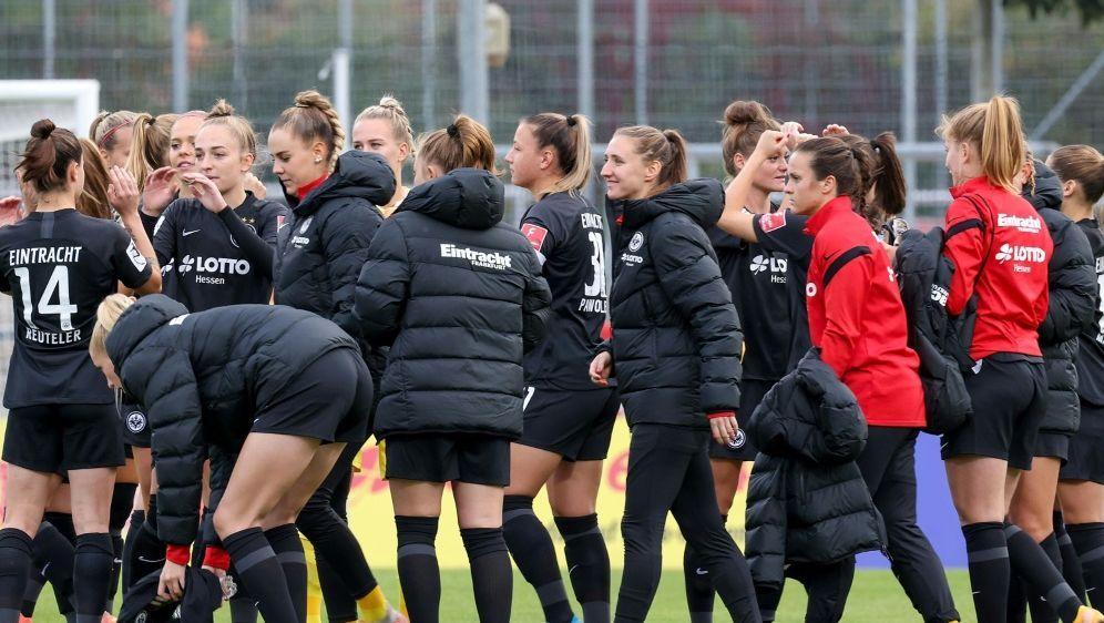 Eintracht-Frauen erreichen Pokalfinale - Bildquelle: FIROFIROSID