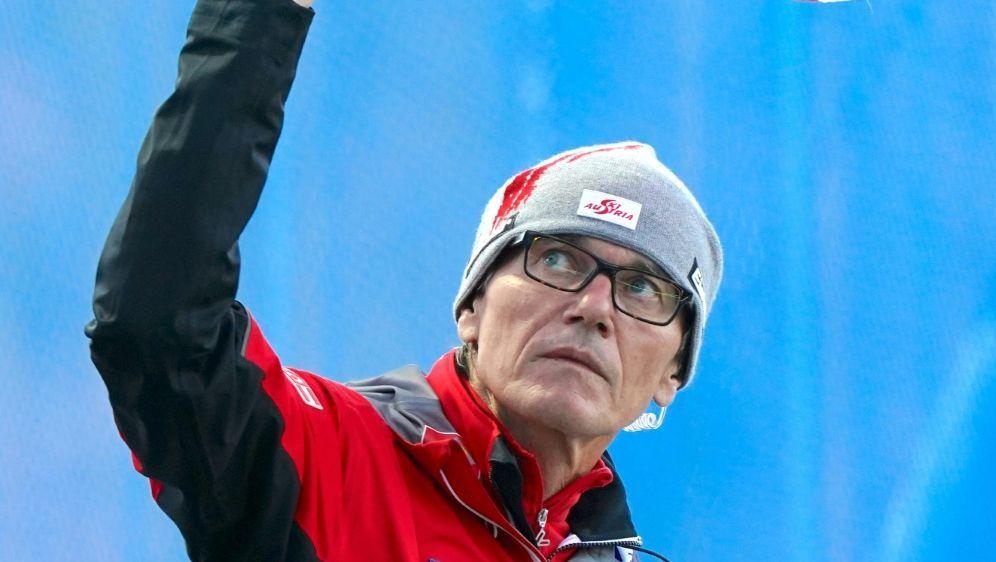Felder ist nicht mehr Skisprung-Trainer der Österreicher - Bildquelle: AFPSIDJANEK SKARZYNSKI