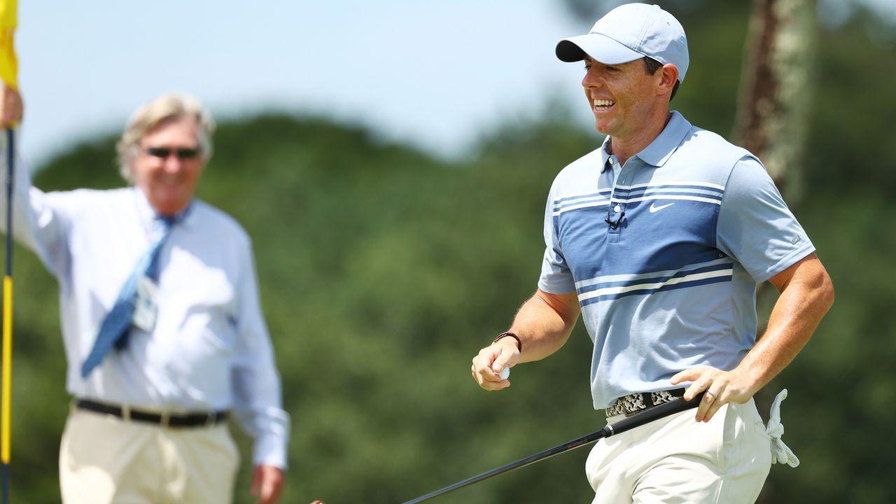Platz 14 - Rory McIlroy (Golf) - Bildquelle: 2020 Getty Images