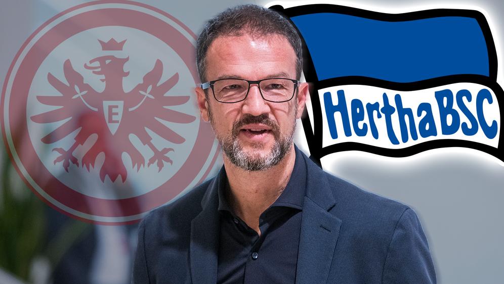 Fredi Bobic wird die Eintracht verlassen. In Richtung Berlin? - Bildquelle: Imago/ran.de