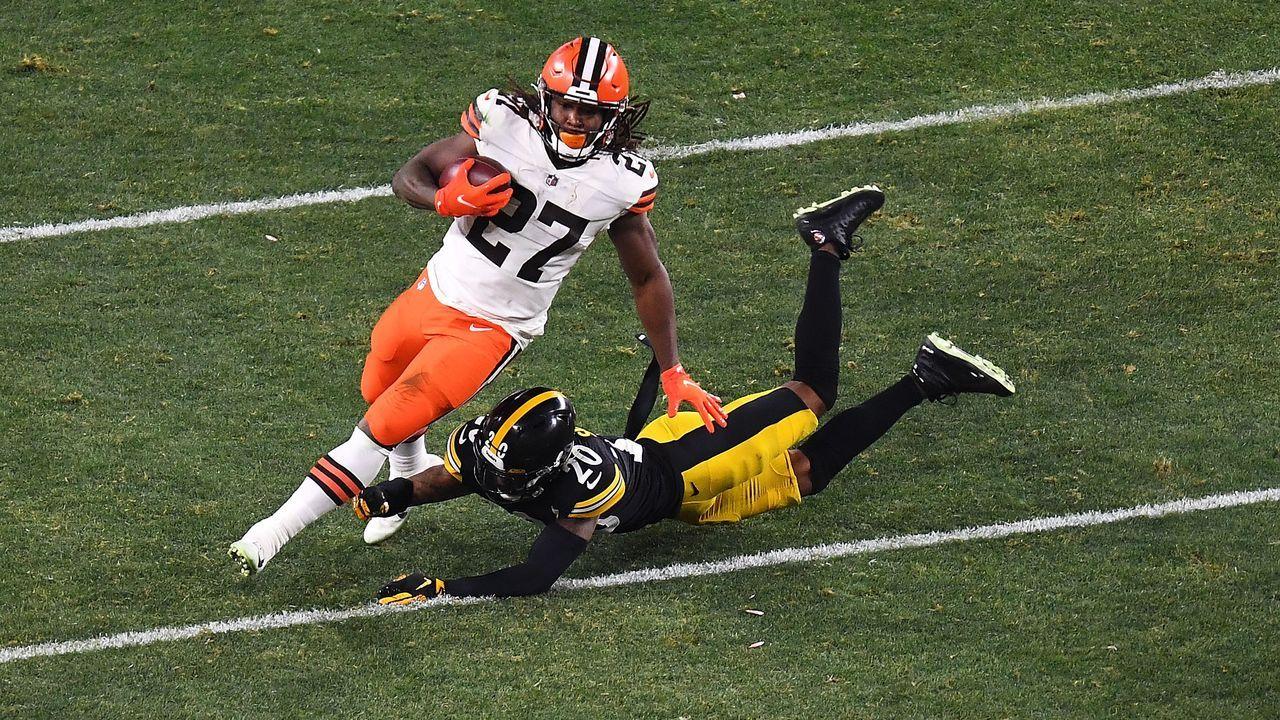 Die meisten Rushing Touchdowns - Bildquelle: 2021 Getty Images