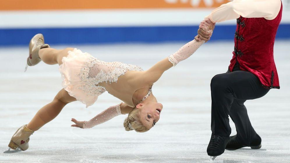 Savchenko und Szolkowy gewannen 2012 nur knapp - Bildquelle: AFPSIDKAZUHIRO NOGI