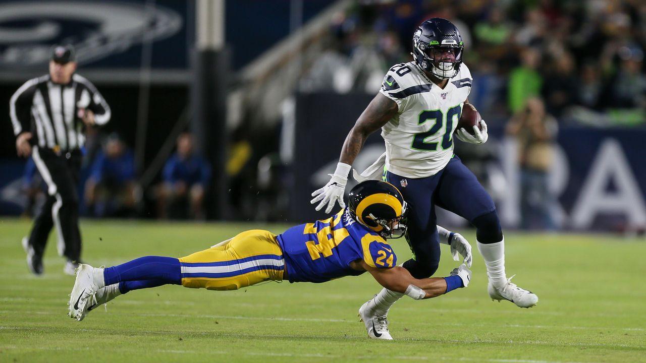 Rashaad Penny (Seattle Seahawks) - Bildquelle: imago