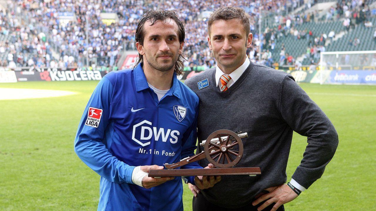 Manager beim VfL Bochum (2006 - 2008) - Bildquelle: imago images/siwe