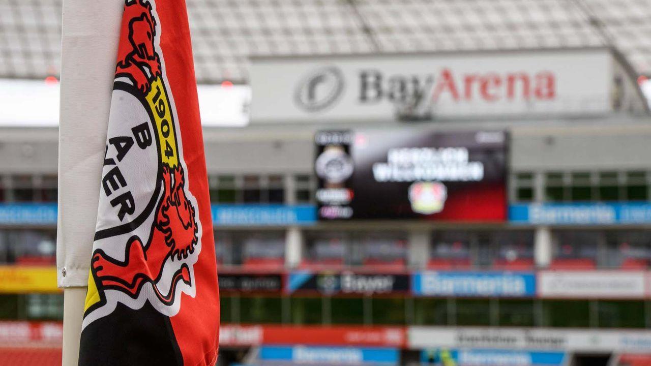 """Bayer Leverkusen verlängert """"Vizekusen""""-Patent - Bildquelle: imago"""