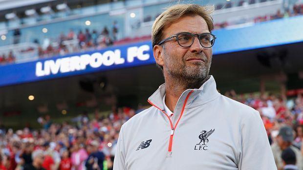 Jürgen Klopp (FC Liverpool) - Bildquelle: 2016 Getty Images