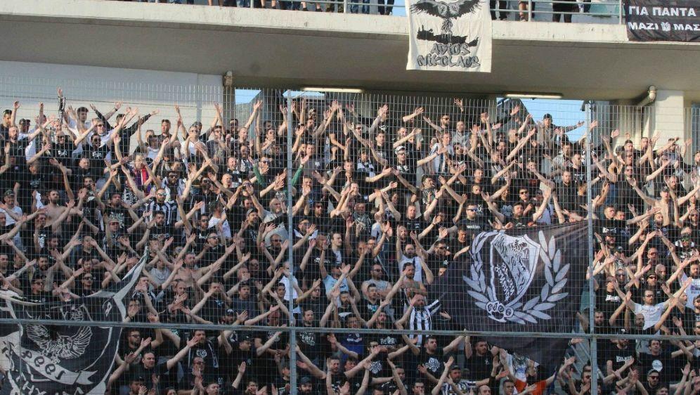 PAOK gewinnt erstmals seit 34 Jahren die Meisterschaft - Bildquelle: PIXATHLONPIXATHLONSID
