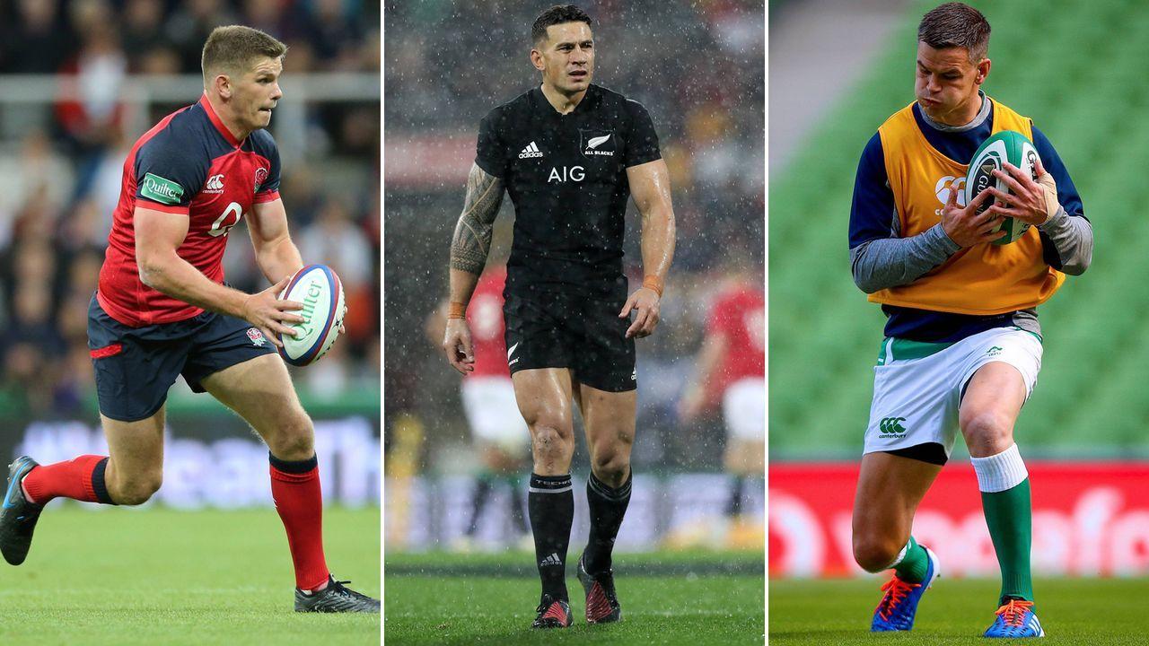 Das sind die Favoriten der Rugby-Weltmeisterschaft - Bildquelle: imago