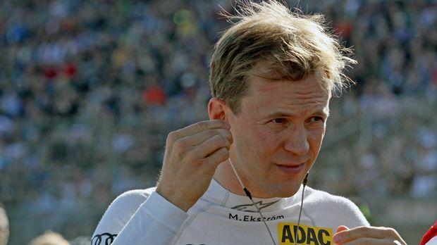 Platz 3 - Mattias Ekström - Bildquelle: imago/Pakusch