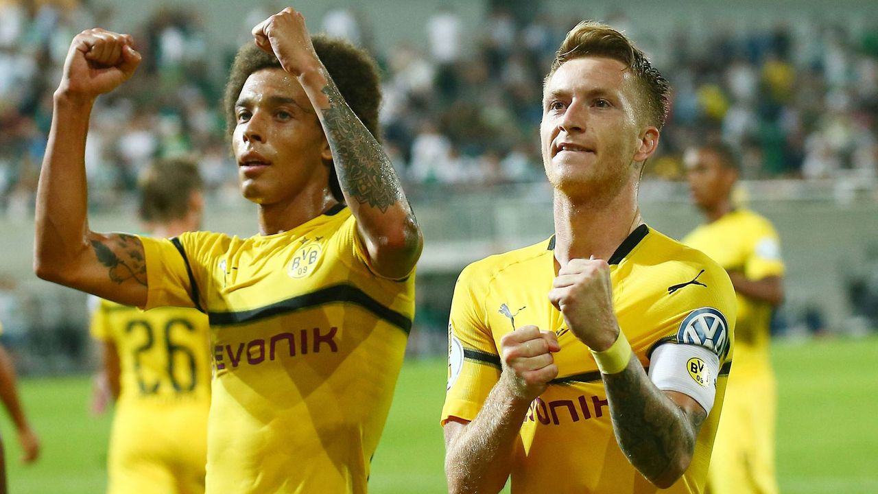 Platz 3: Borussia Dortmund - Bildquelle: imago/Jan Huebner