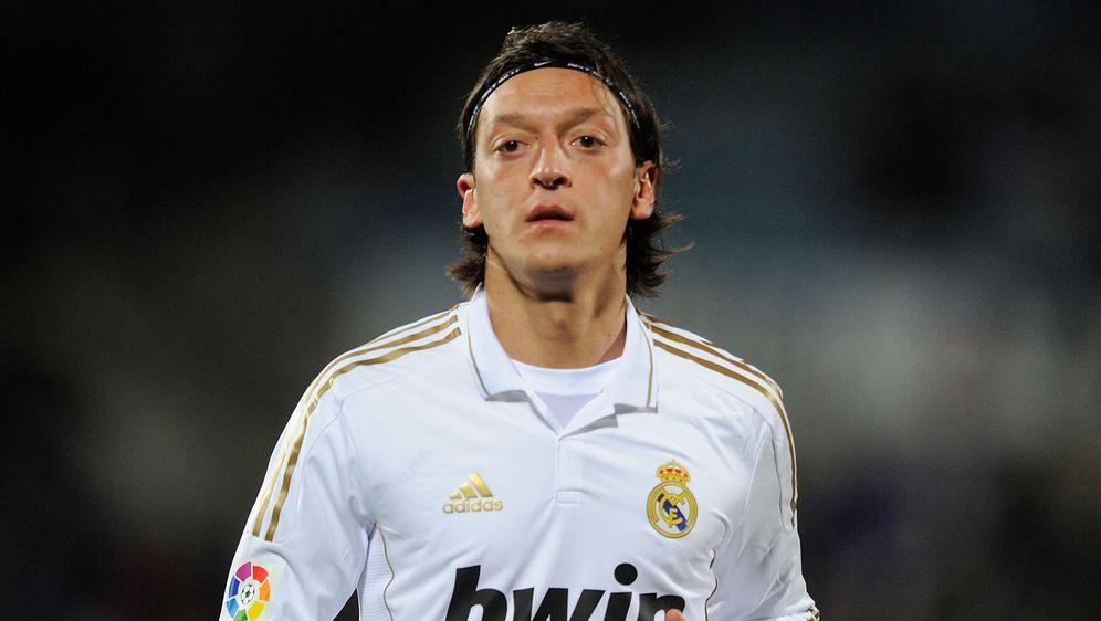 Mesut Özil. - Bildquelle: 2012 Getty Images