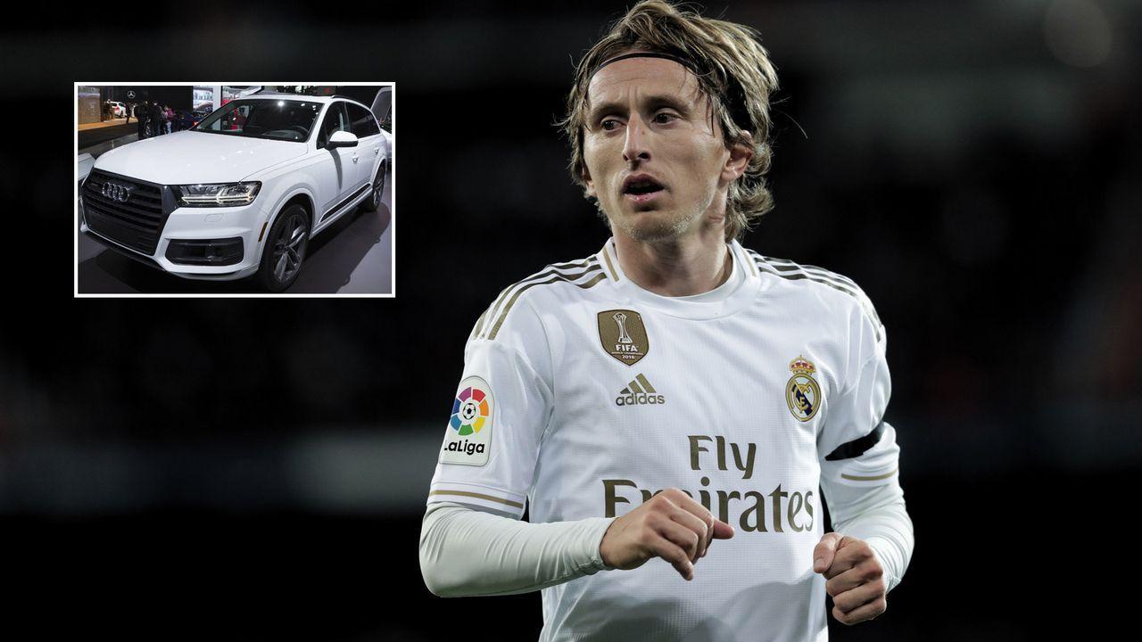 Luka Modric - Bildquelle: 2019 Getty Images